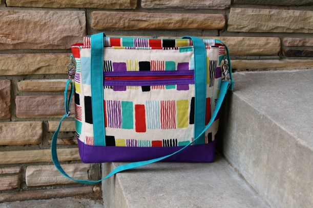 Tudor Bag by East Dakota Quilter