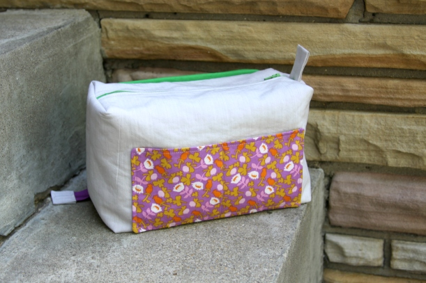 All in one Box Pouch by East Dakota Quilter
