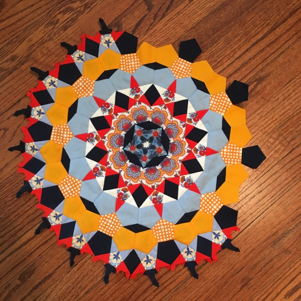 East Dakota Quilter - 4th Large Rosette